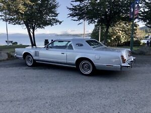 **STUNNING** 1979 Lincoln Mark V w/ 64,000k