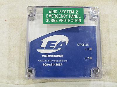Lea Lightning Surge Protection Sp100 120240v Home Residential Generator House