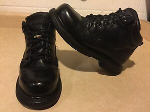 Women's Dakota Steel Toe Work Boots Size 8