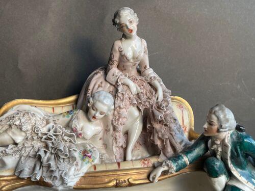 Antique Italian FABRIS L