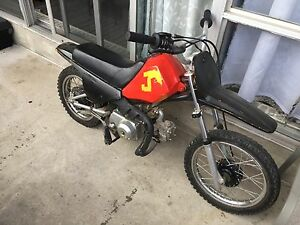 Running dirt bike.  $300