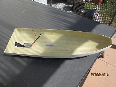 GFK Rumpf Rescue Boat, Steinhagen