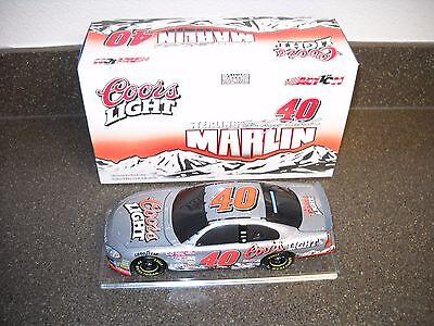 New  Action Bank Sterling Marlin 1 24 Scale Stock Car Coors Light 1 1008