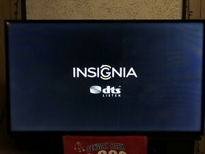 "42"" HD flat screen Insignia TV"