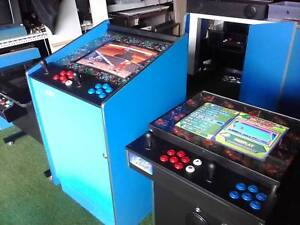 Arcade upright -from 621 games  Arcade Blaster 6500 games