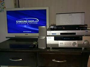 Cheap Home Theatre System Complete with 37inch LCD TV Bray Park Pine Rivers Area Preview