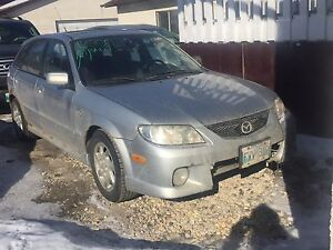 2003 Mazda protege for only $500 clean title remote starter