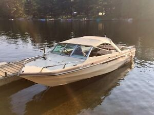 Glastron 21' Boat for trade