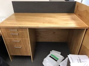 Drafting/ Drawing Table with Tackboard- Office Furniture