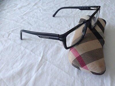 Burberry Brille Schwarz Klassisch Brillenfassung ()