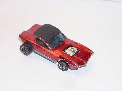1968 Hot Wheels Redline Python HK **WHITE LIGHT SPECIAL**