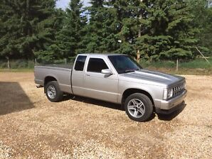 350 V8 1991 s10 fully loaded