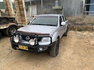 Nissan Navara 550