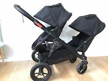 2016 Baby Jogger City Select (2 seats) Elwood Port Phillip Preview