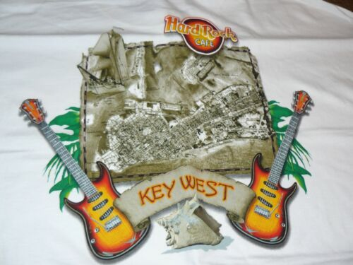 Hard Rock Cafe Key West City Tee T-Shirt New with Tags Size XL