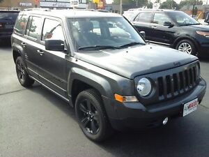 2015 JEEP PATRIOT SPORT- FOUR WHEEL DRIVE, FRONT FOG LIGHTS, ALL