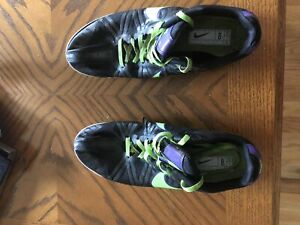 Nike Cross County Spikes / Cleats Size 8