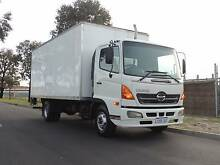 HINO RANGER PRO 5 FC PANTECH & TAIL LIFT Seville Grove Armadale Area Preview