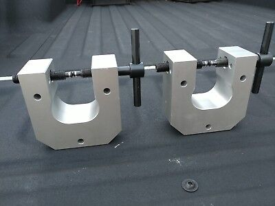 Tensile Strength Testing Clamps Set - Universal-type Mounting