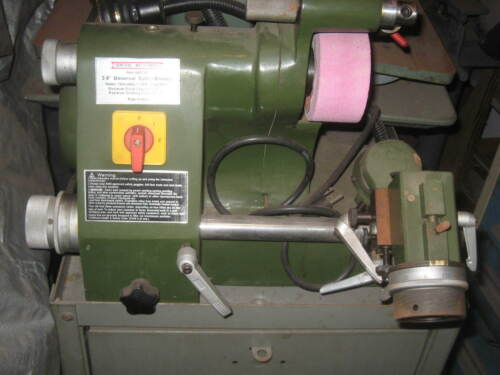 Universal Tool Cutter Grinder New