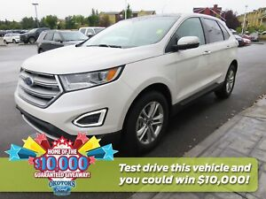 2017 Ford Edge SEL 3.5l TIVCT v6, Clean Carproof and low kms!
