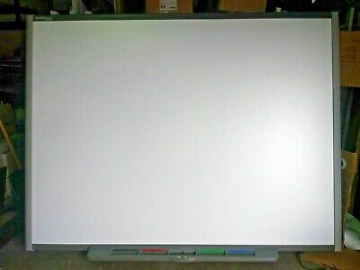 77 Smartboard Sb680 Wmarkereraser Tray Wall Mount Please Read Discription