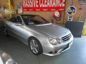 2008 Mercedes-Benz CLK280 2 Door Convertible Wangara Wanneroo Area Preview