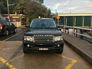 2009 Range Rover Sport TDV6 Neutral Bay North Sydney Area Preview