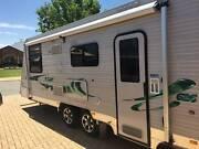 CARAVAN 2013 Coromal Element Triple Bunk Family Van -Sleeps 5 Atwell Cockburn Area Preview