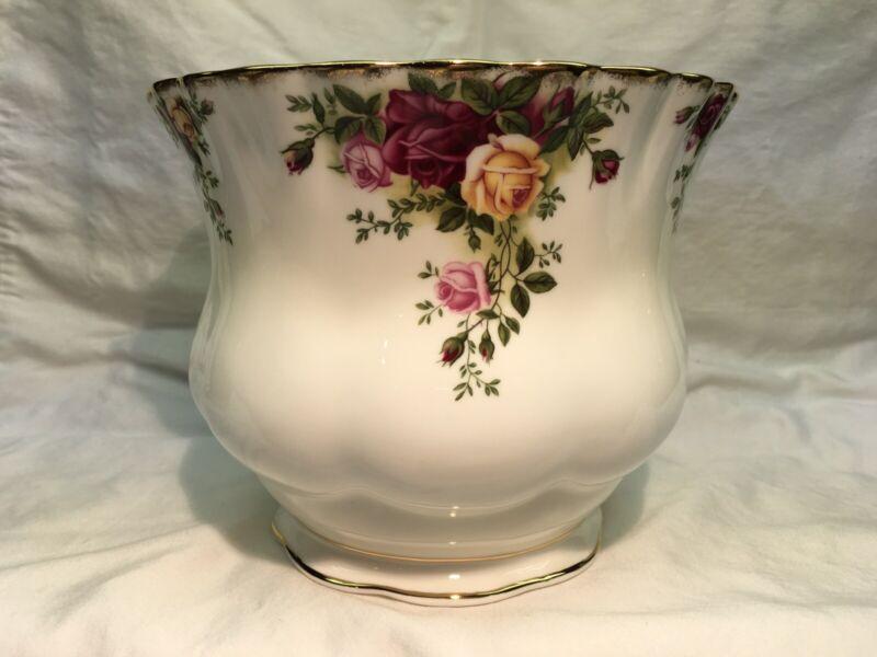 Royal Albert Old Country Roses Planter/Vase