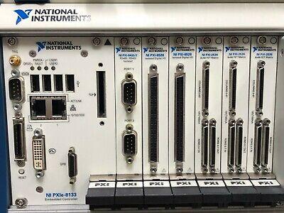 National Instruments Ni Pxie-8133 1.73 Ghz Quad-core Pxi Exp. Controller