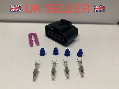 1J0973724 Audi, VW, Seat, Skoda Coil Pack coil On plug connector Turbo Ford