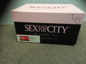 Sex and the city complete series 1-6 Tapping Wanneroo Area Preview