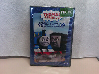 Thomas and Friends Steamies vs Diesels and Other Adventures Region One DVD Promo