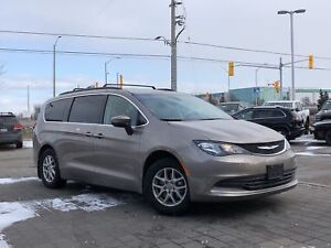 2017 Chrysler Pacifica LX*ALLOY WHEEL GROUP* SAFETY TEC GROUP