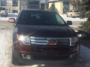 Loaded leather 2010 Ford Edge SEL AWD