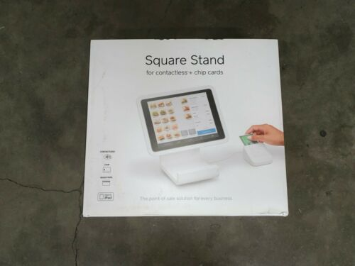 "Square Stand and contactless chip for iPad 2017 2018 iPad Pro 9.7"" and Air 1 2"