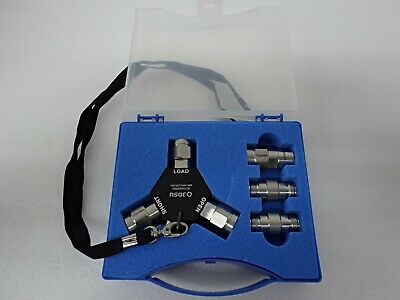 Jdsu Viavi 2-port Cal Kit Jd72450509 Calibration Kit 4ghzwload Adapter Sets