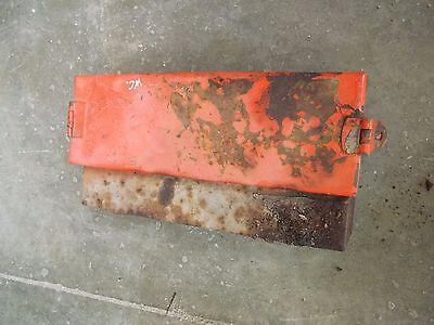 Allis Chalmers Styled Wc Tractor Ac Tool Box W Lid
