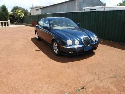 Jaguar S Type 3Litre 2000 Model