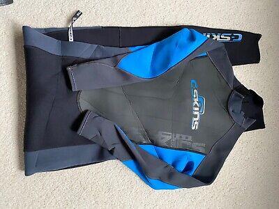 c skins kids wetsuit size XXXL