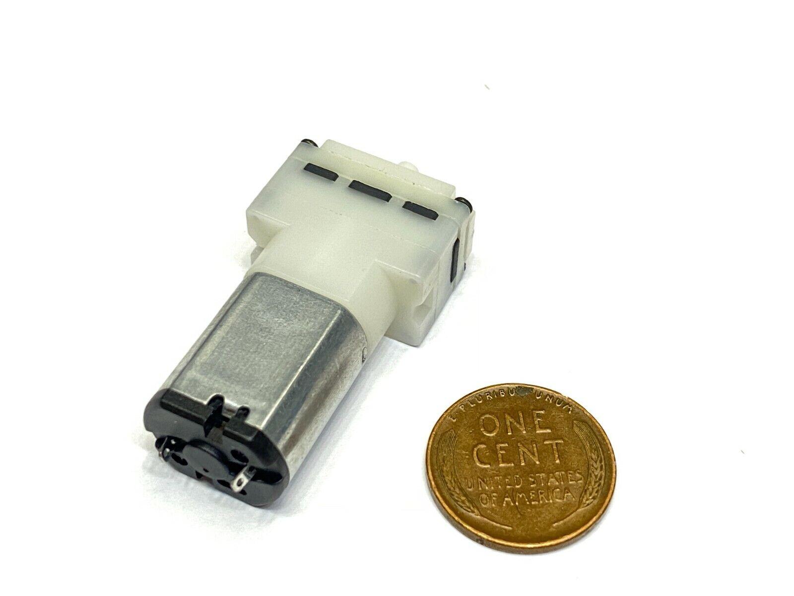 Air Pump Diaphragm 3V 6V 3.7v DC Small Mini Miniature B2 - $7.95
