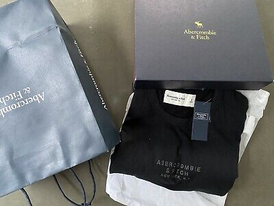 NEW boxed Abercrombie & Fitch T Shirt With And Tags - Small...