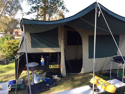 Camper trailer Shalvey Blacktown Area Preview
