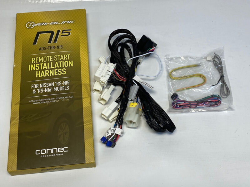 iDatalink ADS-THR-NI5 T-Harness for Nissan/Infiniti 2007 & Up