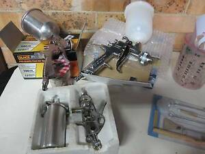 3 Spray Guns New Lambton Heights Newcastle Area Preview