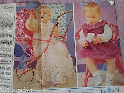 Strick Katalog - #162 - Babykleidung und Kinder ()