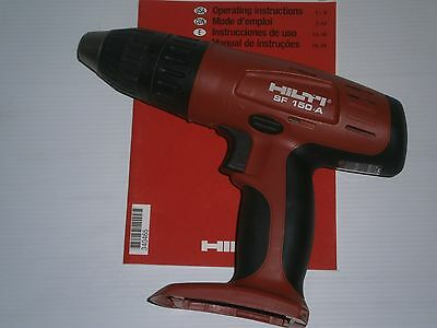 Hilti Sf 150-a Cordless Drilltool Only Used