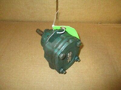 Roper Hydraulic Gear Pump Type 15 Figure 17k1 12 618114j Used