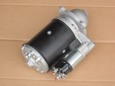 Starter For Ford 8830 9000 9030 9600 9700 Backhoe 420 550 5500 555 555a 555b
